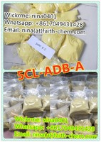 Yellow 5cl-adb-a/5cladba/5c powder of strong effect CAS 13605-48-6 (Wickr: nina0401)