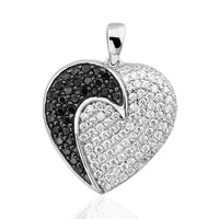 2015 Manli Fashion Female 925 Sterling silver  heart-shaped Aestheticism Pendant