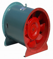 HTF A TYPE FIRE-CONTROL FAN FOR EXTRACTION SMOKE