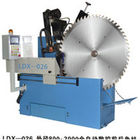 LDX-025 TCT saw blade automatic fully grinding machine