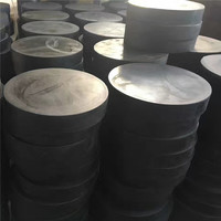 Structural Elastomeric Bearing Pads Rubber Bridge Bearing for Structures
