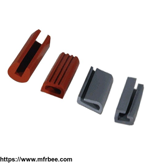 custom_silicone_rubber_extrusion_sealing_strip