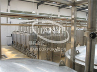 Professional complete fruit juice production line