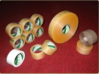 Synthetic Rubber BOPP Tape for Industry/hot melt tape/machine roll