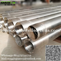 API stainless steel casing pipe/ 8\