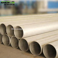 more images of China's Manufacturer ERW Welded Round Steel Pipe Versatile perforated pipe in J55 or N80