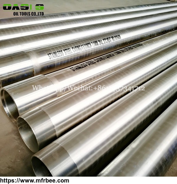 API Spec 5CT Oil well N80 Steel Casing Carbon Steel Casing Pipe Manufactured