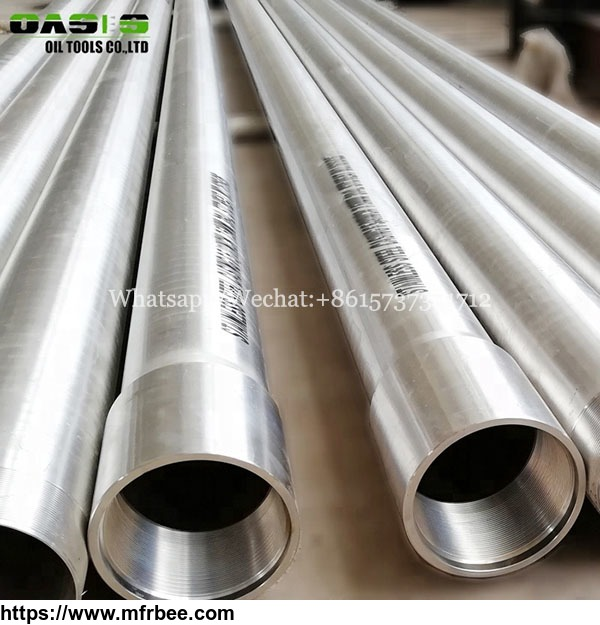 Seamless stainless steel casing pipe 219mm 8 5/8inch Out diameter oilfield pipline tubing