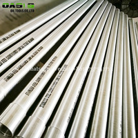 Water well screen pipe oil well tubing API seamless stainless steel casing