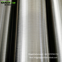 more images of OASIS well screen filters stainless steel wire wrapped screen for water well