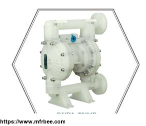fluid_convey_equipment_full_plastic_pneumatic_diaphragm_piston_pump_spare_parts_and_accessories