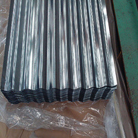 4x8 galvanized corrugated sheet metal price from Tianjin