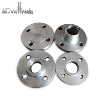 316L stainless steel ANSI forged Threaded flange for pipe fittings
