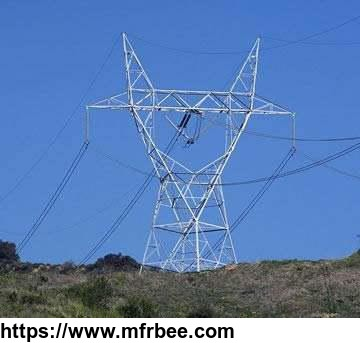 high_strength_galvanized_transmission_angle_steel_tower