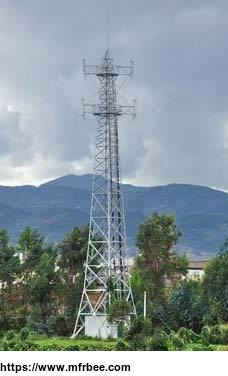 high_strength_anti_seismic_anti_corrosion_communication_tower