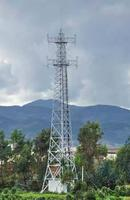 High strength anti-seismic anti-corrosion communication tower