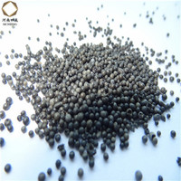 Ceramic foundry sand/sintered bauxite beads