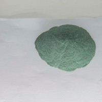 High purity powder green silicon carbide for grinding wheels refractory ceramics