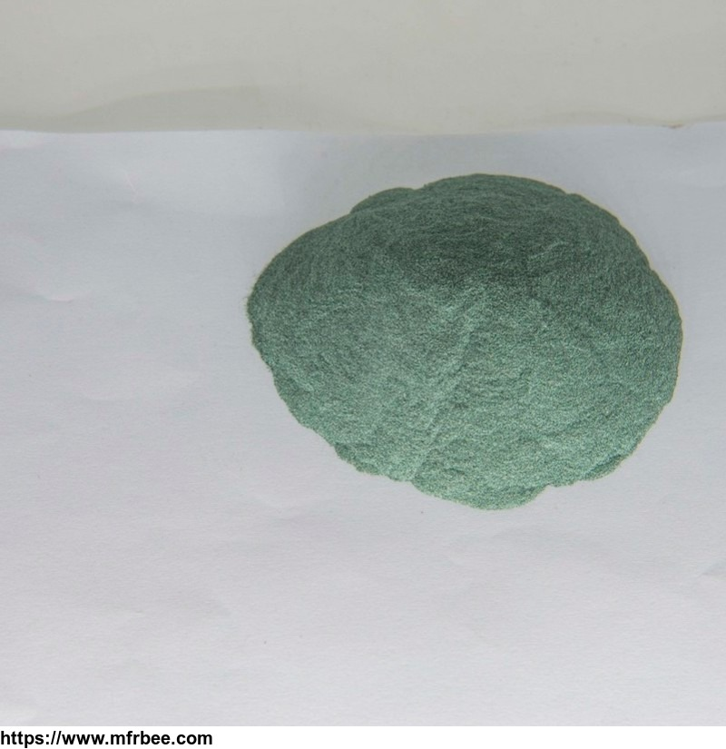 High Quality green Silicon Carbide Price for Abrasive Jewellery Polishing