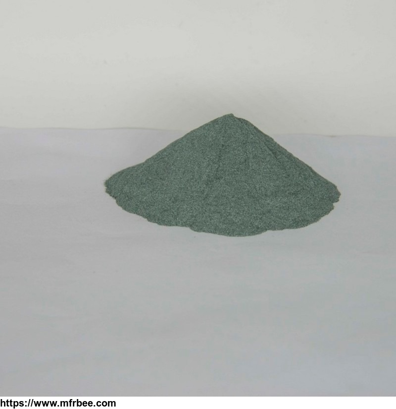 1000# fine Powder polishing media Green silicon carbide