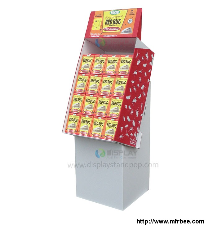 Free Standing Cardboard Displays, Floor Display Stands