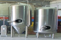 more images of 1200L fermentation machine brite tank brewing 12HL brewery tank