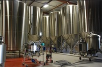10000L complete beer brewery industrial beer brewing equipment commercial beer making