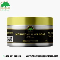 Moroccan Black Soap of ARGANisme: Wholesale Supplier