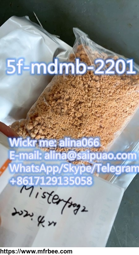 Strong Effect 5fmdmb2201 Synthetic Cannabins 5f-mdmb-2201(WhatsApp: +8617129135058)