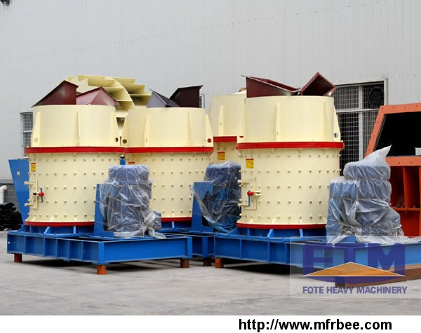 fote jaw crusher has unmatched advantages Fote has a professional technical team to serve sand making plant is made up of devices like jaw crusher with great advantages like high working.