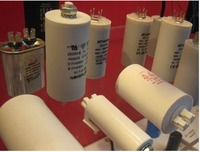 Through Hole Package Type and Polypropylene Film Capacitor, AC Capacitor