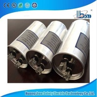 Motor Running and Starting Capacitor, 16UF, 25UF, 30UF, 450VAC,CBB65