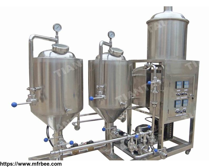 50L Skid Home Brewing Equipment