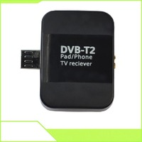 High quality dongle support DVB-T2/DVB-T/ISDB-T digital TV tuner receiver