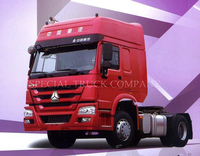 HOWO TRACTOR TRUCK 4X2, 6X4