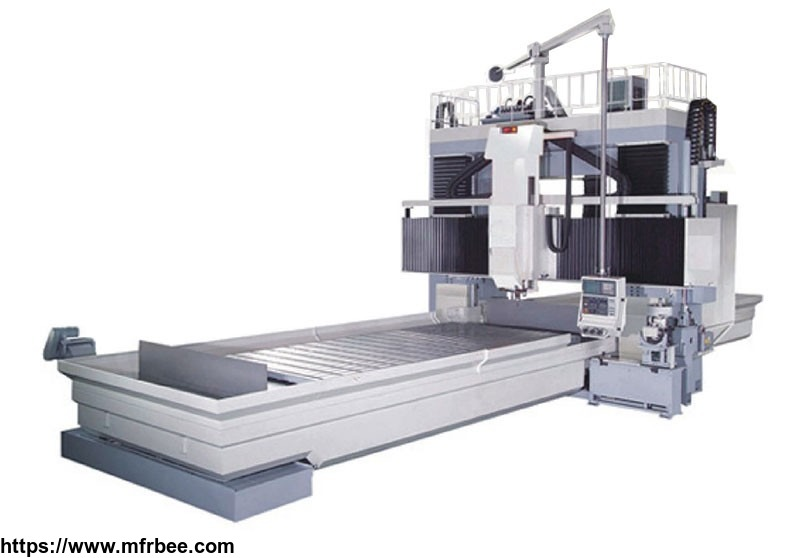 heavy_duty_high_precision_moving_beam_gantry_machining_center