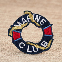 Marine Club Order Custom Patches
