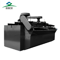 copper ore processing plant flotation machine