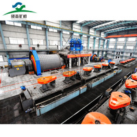 gold ore processing equipment flotation machine