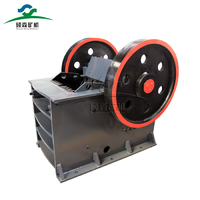 primary stone jaw crusher