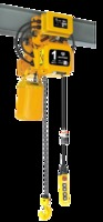 (N)RM Electric Chain Hoists (technical brochure)