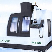 Vertical CNC Milling Machine VM1060
