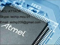 C8051F062 chip decryption