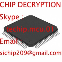 TMS320F28062 chip decryption