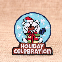 more images of Holiday Custom Patches