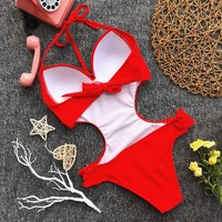 Wholesale women sexy one piece bathing suit