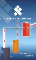 automatic traffic barrier gate/boom barrier