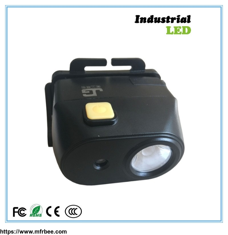 Mini super bright compact emergency headlamp