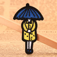 The Umbrella Custom Patches