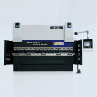 PSH DNC ELECTRIC HYDRAULIC SYNCHRONIZATION PRESS BRAKE